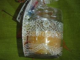Lõhnaküünal - kristallidega - karneool
