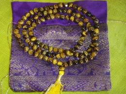 Tiigrisilm - kuldne tiigrisilm - palvehelmed - UUS