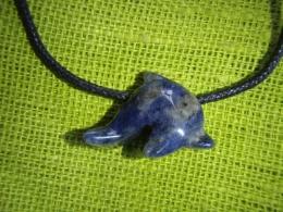 Sodaliit - ripats vahanööriga - delfiin