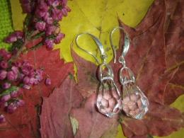 Swarovski kristallid - kõrvarõngad - UUS