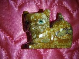 Steatiit - nikerdatud kass - UUS
