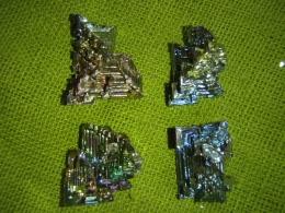 Vismut - kristall - UUS