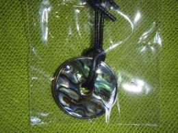 Abalone pärlikarp - kaunis ripats - VIIMASED