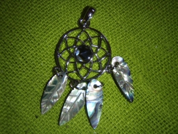 Abalone pärlikarp - kaunis kaitseripats - Unenäopüüdja - UUS