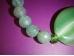 Ahhaat - käevõru - Kell - roheline