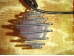 Ametüst - ripats hõbedases spiraalis