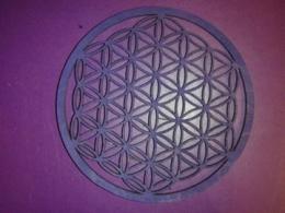RIputamiseks - Elulill - vineerist - 9 cm - lilla