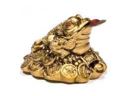 Feng Shui - väike kuldne rahakonn - UUS