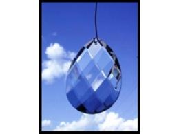 Feng Shui päikesepüüdja - kristalltilk