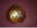 FENG SHUI kristallripats -- Šampanjavärvi kristallkuul 30 mm - VIIMASED