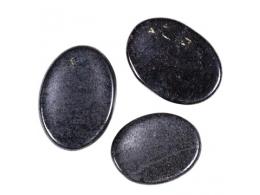 Hematiit - lihvitud pöidlakivi - UUS