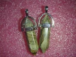 Jaspis - Calahari piltjaspis - ripats