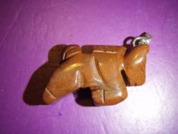 Jaspis - punane jaspis - ripats - Hobune - SUUR ALLAHINDLUS