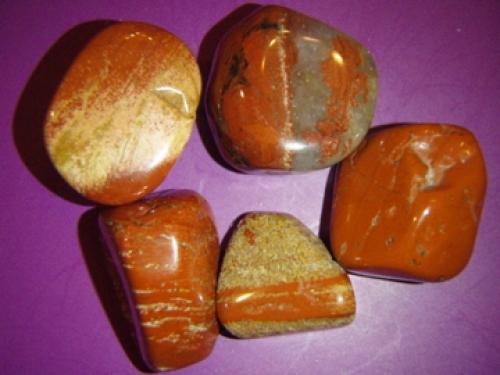 9fe87f446ff Jaspis - punane jaspis - lihvitud