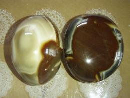 Jaspis - polükroom-jaspis - lihvitud kivid