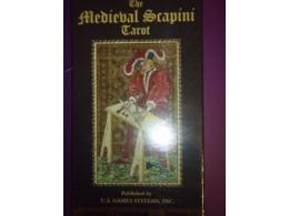 The Medieval Scapini Tarot - VIIMANE - SUVINE ALLAHINDLUS