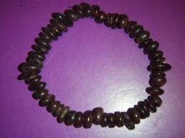 Granaat - rondellilaadsetest helmestest käevõru - ALLAHINDLUS