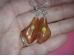 Karneool - kõrvarõngad - Kalla