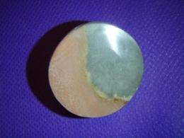 Jaspis - polükroom-jaspis - lihvitud - aken