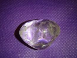Mäekristall - lihvitud kivi
