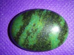 Tsoisiit - lihvitud lapik kivi