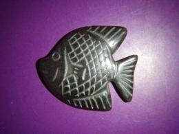 Hematiit - lihvitud kalake - ALLAHINDLUS
