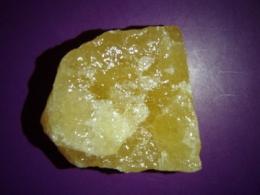 Kaltsiit -  töötlemata oranž kaltsiit