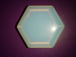 Opaliit - lihvitud pihukivi - heksagon - VIIMANE