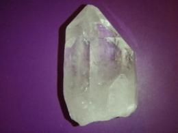 Mäekristall  - naturaalne tipp