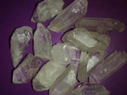 Mäekristall  - töötlemata tipp