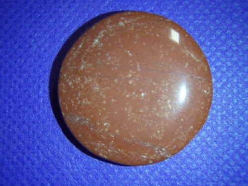e5d0d760206 Jaspis - punane jaspis - lihvitud ümar kivi