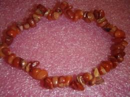Korall - punane korall - käevõru