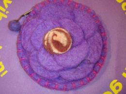 Vildist kott - lillega - lilla - ALLAHINDLUS
