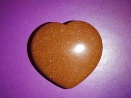 Kuldkivi - punane kuldkivi - süda