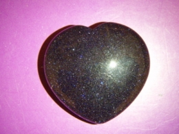 Kuldkivi - sinine kuldkivi - süda