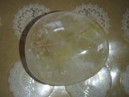 Kvarts - Kuldne Ravitseja - lihvitud kristall