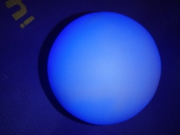 Vikerkaarevärviline LED-lamp