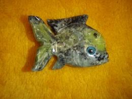 Serpentiin - nikerdatud kala