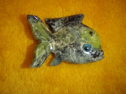 Serpentiin - nikerdatud kala - UUS