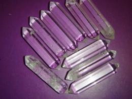 Mäekristall - lihvitud pulgake - ALLAHINDLUS