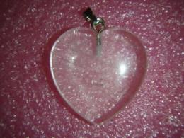 Mäekristall - ripats - süda
