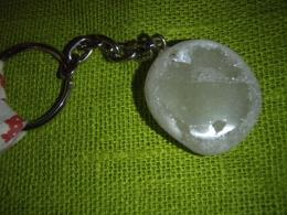 Mäekristall  - Draakoni muna - võtmehoidja - VIIMANE - SUUR ALLAHINDLUS