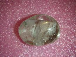 Kvarts - manifestatsioonkvarts - lihvitud kristall