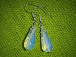 Opaliit - kõrvarõngad