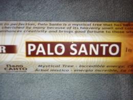 Palo Santo püha puu - viirukipirrud - ALLAHINDLUS - VIIMASED