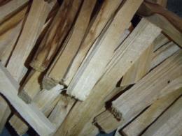 Palo Santo püha puu - lõhnapulk-viirukipulk