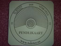 Pendlikaart - kasutusjuhendiga