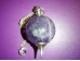 Ametüst - pendel - kuul ca 3 cm - AINUS