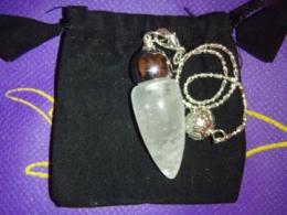 Mäekristall - pendel