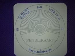 Pendlikaart